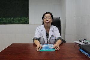 Bác sỹ ưu tú Nguyễn Thị Huỳnh Mai