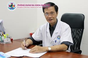 Bác sỹ Hà Văn Hương chuyên khoa nam học